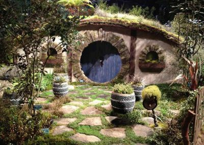 Hobbit Garden at the 2013 Northwest Flower and Garden Show