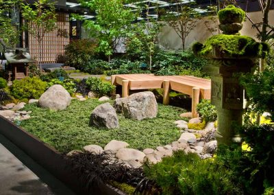 Japanese Garden at the 2011 Northwest Flower and Garden Show