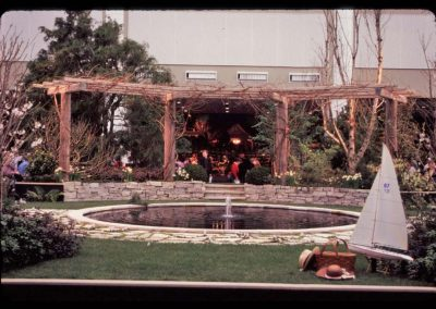 Olmsted Centennial Garden at the 2003 Northwest Flower and Garden Show